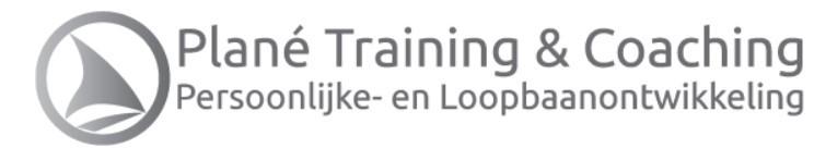 Plané Training en Coaching